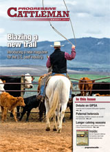 Progressive Cattleman Issue 1 2010