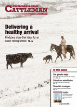 Progressive Cattleman Issue 2 2011