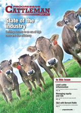 Progressive Cattleman Issue 7 2011