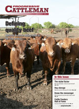 Progressive Cattleman Issue 8 2011