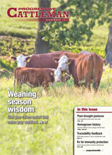 Progressive Cattleman Issue 9 2011
