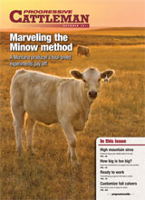 Progressive Cattleman Issue 10 2011