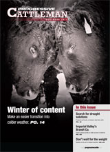 Progressive Cattleman Issue 11 2011