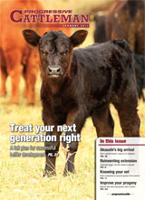 Progressive Cattleman Issue 1 2012