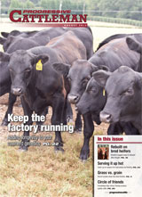 Progressive Cattleman Issue 8 2012