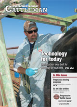 Progressive Cattleman Issue 11 2012