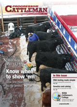 Progressive Cattleman Issue 1 2013