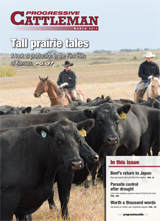 Progressive Cattleman Issue 3 2013