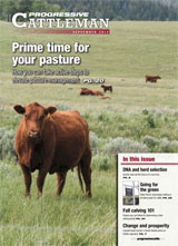 Progressive Cattleman Issue 9 2013