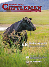 Progressive Cattleman Issue 3 2017