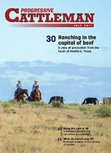 Progressive Cattleman Issue 7 2017