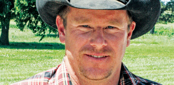 Chad Engle livestock operations manager