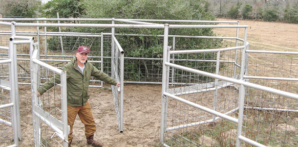 Sydell sheep and goat corral gates, sheep corrals, goat corrals, livestock  gates