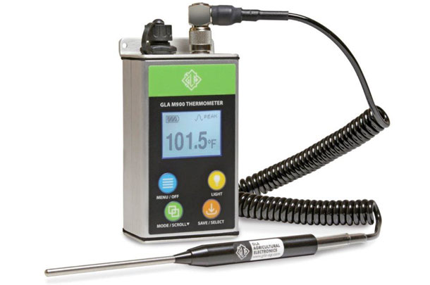 GLA M900 thermometer