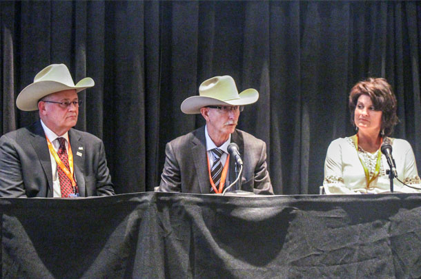Beef Business Survival panel at NCBA