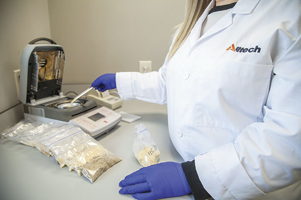 Alltech-37-plus mycotoxin analytical services lab