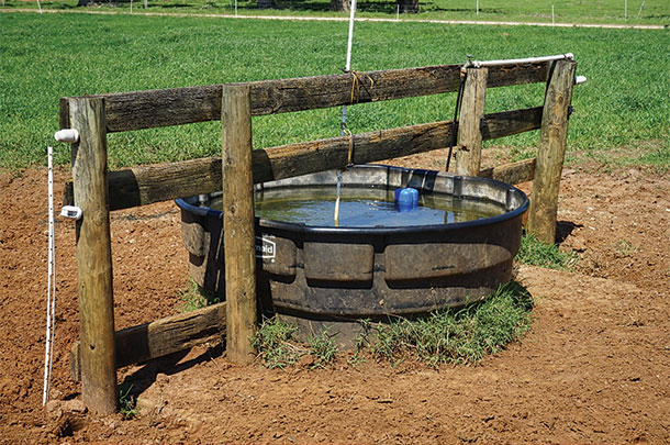 Clean water source
